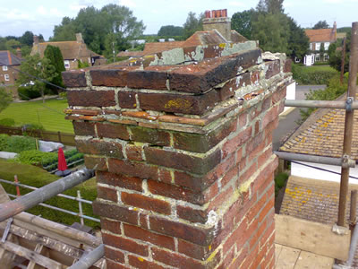 Chimney Breast Repairs Maidstone Kent
