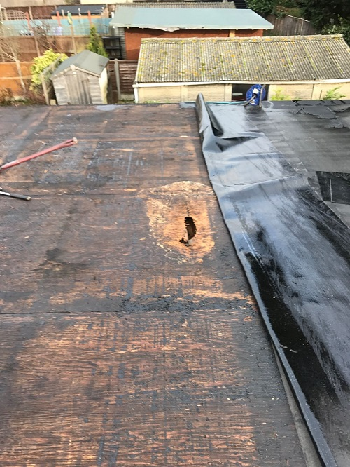 Flat Roof Repairs In Maidstone Kent