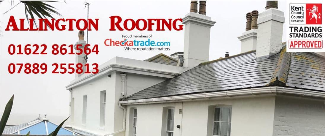Allington Roofing Maidstone Kent (Logo) 2..