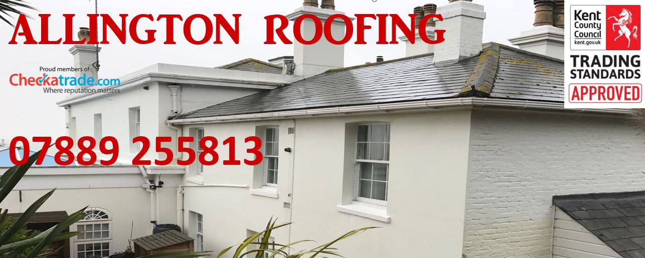Allington Roofing And Roo Repairs Maidstone Kent